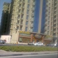 Photo taken at Um Al Hanaya by Carmie L. on 7/24/2014