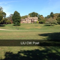 Photo taken at LIU Post by Jessica P. on 9/24/2014