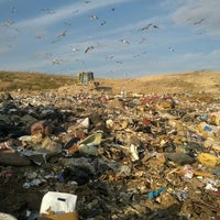 Photo taken at Eastern Sanitary Landfill Solid Waste Management Facility by Nicholas N. on 11/12/2012