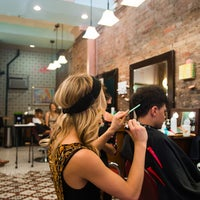 Photo taken at Fringe Salon by Compass on 7/23/2013