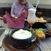 Photo taken at Goela Klapa Restaurant by Rofi A. on 11/13/2013