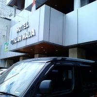 Photo taken at Hotel Gajah Mada by Shendry N. on 9/7/2013