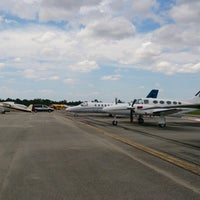 Photo taken at North Palm Beach County General Aviation Airport (F45) by Oğuz I. on 5/17/2014