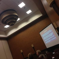 Photo taken at Hyatt - TX Ballroom 5-7 by Jesse H. on 11/6/2012
