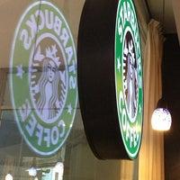 Photo taken at Starbucks by Pablo M. on 6/12/2013