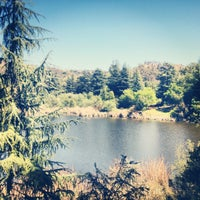 Photo taken at Franklin Canyon Park by Elizabeth K. on 4/10/2013