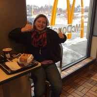 Photo taken at McDonald's by Brian B. on 2/20/2014