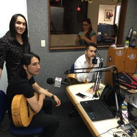 Photo taken at Radio UNO Cali by Eddie S. on 12/1/2015