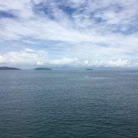 Photo taken at Port of Calapan by An D. on 10/8/2016