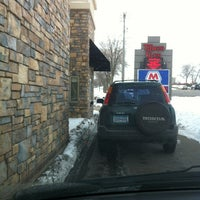 Photo taken at Caribou Coffee by Darren W. on 2/17/2013