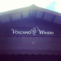 Photo taken at Volcano Winery by John P. on 1/27/2014