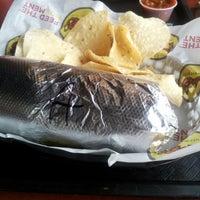 Photo taken at Moe's Southwest Grill by Prakash P. on 2/12/2013