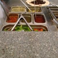 Photo taken at Qdoba Mexican Grill by Prakash P. on 12/13/2013