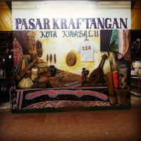 Photo taken at Pasar Kraftangan (Handicraft Market) by Hafipi Hafiz A. on 5/22/2013