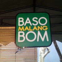 Photo taken at Baso Malang BoM by Azmeer A. on 2/12/2014