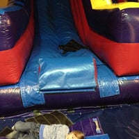 Photo taken at Pump It Up by Melinda H. on 11/24/2013