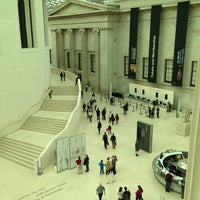 Photo taken at British Museum by Adley on 5/7/2013