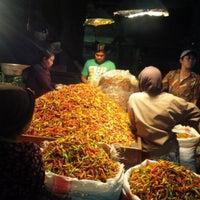 Photo taken at Pasar Keputran Utara by Zainal S. on 8/9/2013