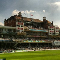 Photo taken at The Kia Oval by Si H. on 8/25/2013