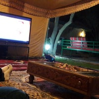 Photo taken at Chalet Al-Jassar's by Dalal A. on 2/24/2014