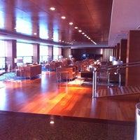 Photo taken at PianoForte Bar @ Hilton Dalaman by TC Deniz U. on 10/3/2013