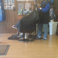 Photo taken at Upscale Cutz by Elizabeth C. on 3/7/2014