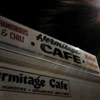 Photo taken at Hermitage Cafe by Mister M. on 4/14/2013