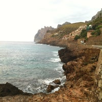 Photo taken at Cala Molins by Natasha M. on 8/26/2013