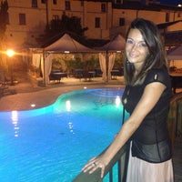Photo taken at Il Postiglione Ristorante by Holle A. on 7/28/2013