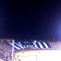 Photo taken at Estadio Tecnológico by Kenneth on 5/2/2013