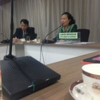 Photo taken at Office of the Ombudsman Thailand by Prasong P. on 7/3/2013