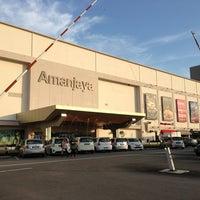 Photo taken at Amanjaya Mall by Faris A. on 7/25/2013