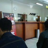 Photo taken at Adira Finance (Bandung 2) by Kris V. on 10/7/2013