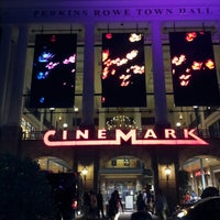 Photo taken at Cinemark Perkins Rowe and XD by Chris J. on 8/18/2013