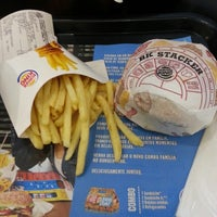 Photo taken at Burger King by Monique R. on 12/15/2013