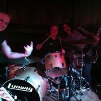 Photo taken at R Place Pub by Donnie D. on 4/5/2014