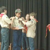 Photo taken at Cedar Creek Elementary by Kelly G. on 2/19/2016