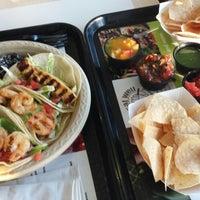 Photo taken at Baja Fresh Mexican Grill by Yongsu C. on 7/20/2013