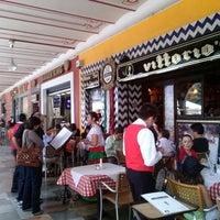 Photo taken at Vittorio's by Mariana V. on 6/14/2013