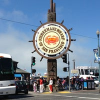 Photo taken at Fisherman's Wharf by Jayme B. on 7/12/2013