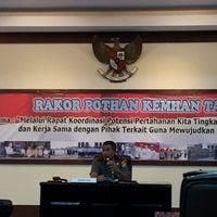 Photo taken at Kementerian Pertahanan RI by Made S. on 7/10/2014
