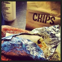 Photo taken at Chipotle Mexican Grill by Carlos M. on 8/28/2013