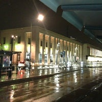 Photo taken at Padova railway station (QPA) by Andrea S. on 3/17/2013