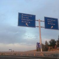 Photo taken at Eskişehir - Kütahya Yolu by Seval K. on 8/11/2013