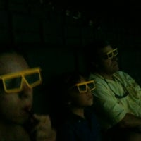 Photo taken at Entergy IMAX Theater by Jessica B. on 8/11/2013
