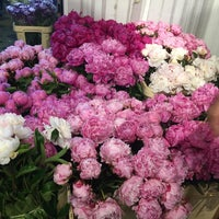 Photo taken at Flower District by Twyla N. on 6/8/2016
