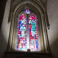 Photo taken at Cathédrale Notre-Dame de Coutances by Claude L. on 7/27/2015