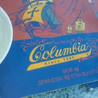 Photo taken at Columbia Restaurant by Yesi A. on 7/21/2013