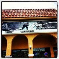 Photo taken at Ybor Cigars And Spirits by Randy B. on 8/17/2013