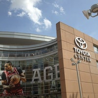 Photo taken at Toyota Center by Irvin D. on 7/25/2013